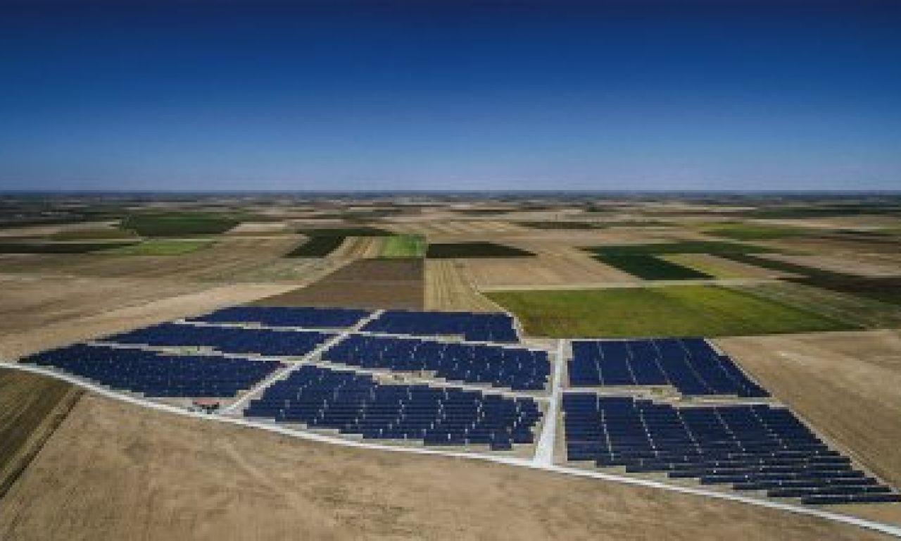 Tunçmatik - Powergie 8MW Konya Kızören Solar Power Plant