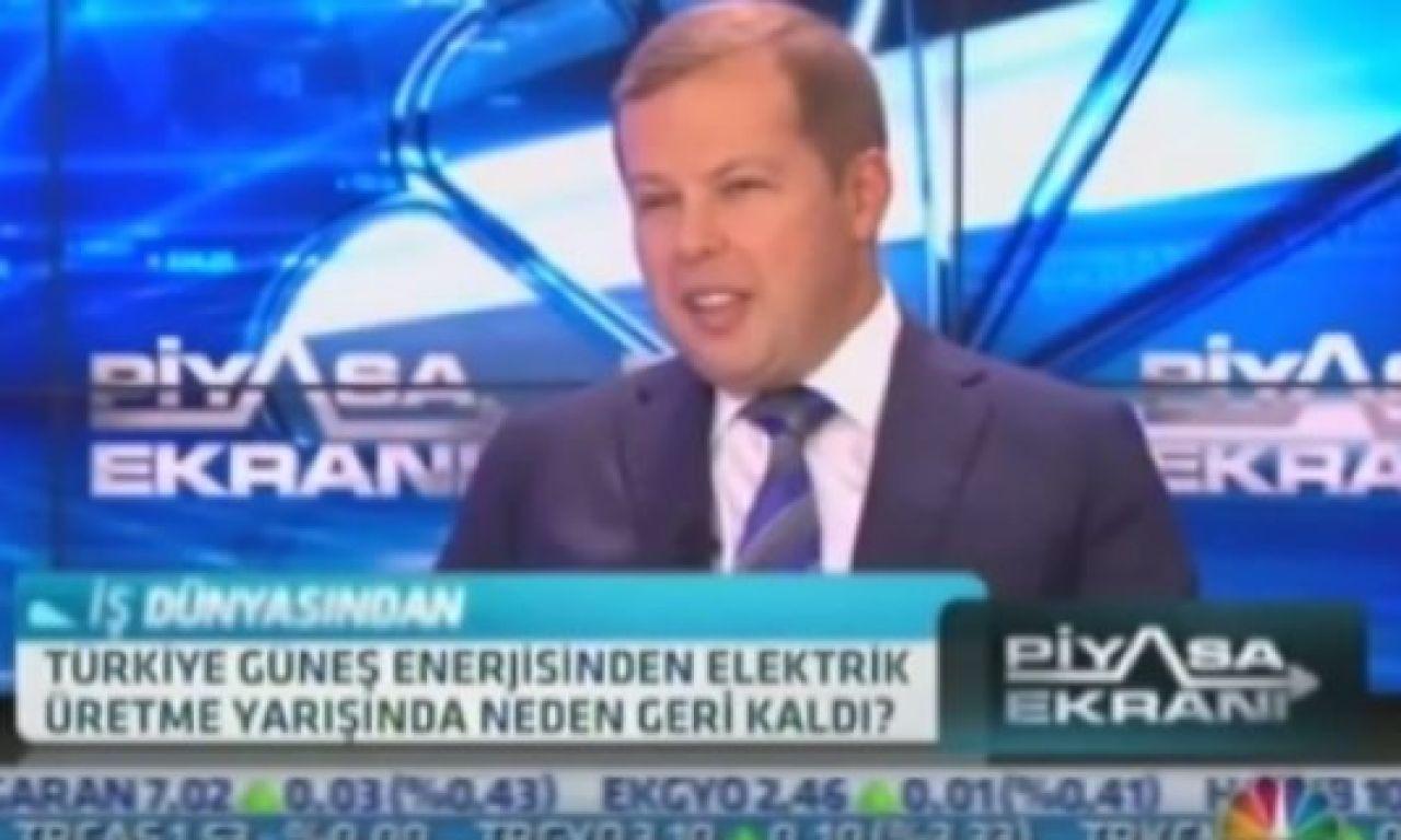 Tunçmatik Yönetim Kurulu Başkanı Sn. Mehmet ÖZER CNBC-e TV İş Dünyasından programına konuk oldu.